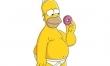 Homer Simpson - fan pączków  - Zdjęcie nr 13