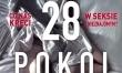 28 pokoi hotelowych - polski plakat