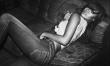Seksowna Rihanna w bieliźnie od Armaniego