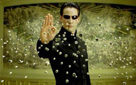 23. Matrix (1999), reż. Andy i Larry Wachowscy