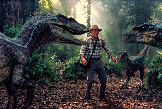 18. Park jurajski (1993), reż. Steven Spielberg