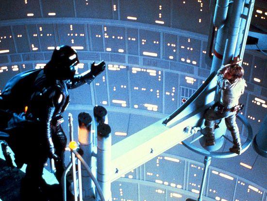 1. Gwiezdne wojny: Część V - Imperium kontratakuje (1980), reż. Irvin Kershner
