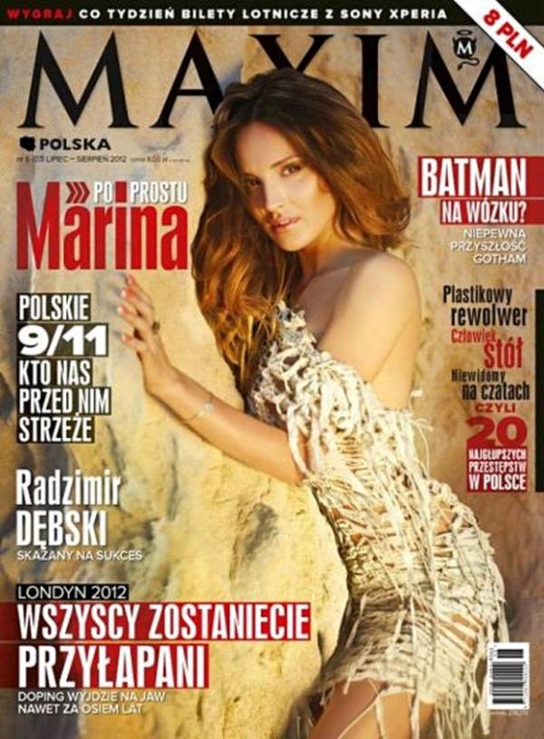 Marina Łuczenko w Maximie  - Zdjęcie nr 1