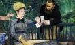"""W konserwatorium"" Edouard Manet"