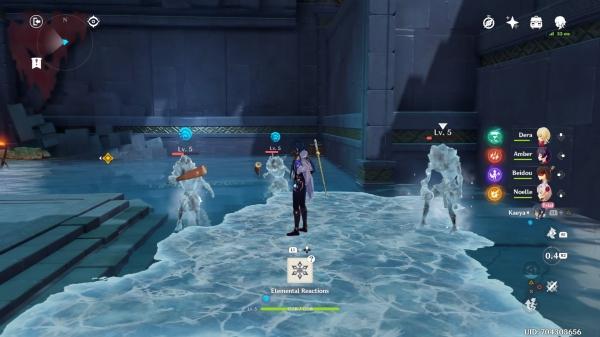 Genshin Impact - screeny z gry  - Zdjęcie nr 4