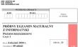 Próbna matura 2020 - arkusz CKE I - informatyka rozszerzona