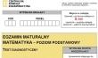 Próbna matura CKE 2021 - matematyka podstawowa - Arkusz