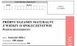 Próbna matura 2020 - arkusz CKE - wos rozszerzony