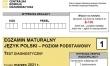 Próbna matura CKE 2021 - j. polski na poziomie podstawowym - Arkusz nr 1