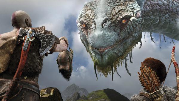 God of War  - screeny z gry  - Zdjęcie nr 4