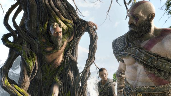 God of War  - screeny z gry  - Zdjęcie nr 2
