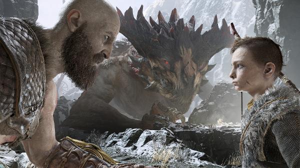 God of War  - screeny z gry  - Zdjęcie nr 1