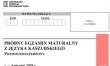 Próbna matura 2020 - arkusz CKE - j. kaszubski rozszerzony
