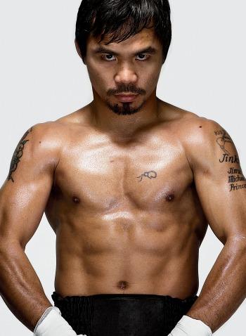 2. Manny Pacquiao