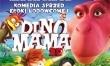 Dino Mama 3D - polski plakat