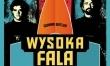 Wysoka fala - polski plakat