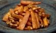 Czerwone ziemniaki są w USA bardziej popularne od zwykłych i właśnie z nich robione są pyszne chipsy, frytki i inne potrawy