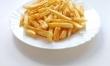 Amerykanie jedzą frytki z dużą ilością soli, unikają dodawania do nich...keczupu!