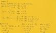 Matura z matematyki - odpowiedzi poziom rozszerzony  - Zdjęcie nr 1