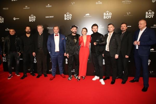 Bad Boy - premiera filmu w Warszawie  - Zdjęcie nr 1