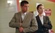"Brad Pitt i Angelina Jolie w filmie ""Pan i Pani Smith"""