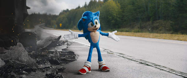 Sonic. Szybki jak błyskawica - kadry z filmu  - Zdjęcie nr 3