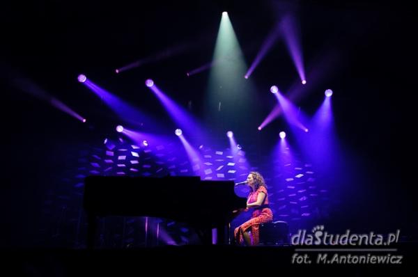 Regina Spektor  na Coke Live Music Festival 2013  - Zdjęcie nr 4