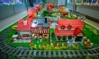 Wystawa budowli z klocków Lego  - Zdjęcie nr 12