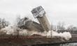 Wysadzenie silosów na wrocławskich Popowicach  - Zdjęcie nr 5