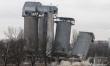 Wysadzenie silosów na wrocławskich Popowicach  - Zdjęcie nr 2