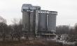 Wysadzenie silosów na wrocławskich Popowicach  - Zdjęcie nr 1