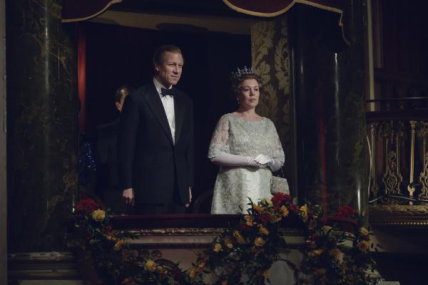 The Crown - zdjęcia z 4. sezonu  - Zdjęcie nr 3