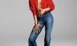 """Zoe Saldana w sesji dla magazynu """"Flaunt""""  - Zdjęcie nr 4"""