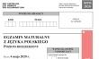 Matura z polskiego 2020 - arkusz cke - poziom rozszerzony
