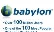 23. babylon.com - 3 636 302 użytkowników