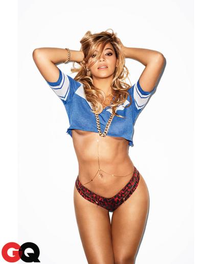 Beyoncé w sesji dla magazynu GQ  - Zdjęcie nr 1