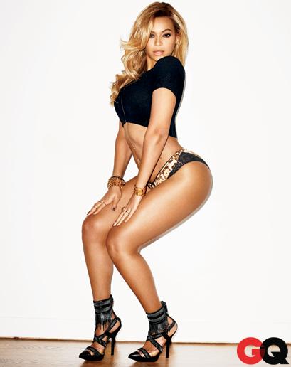 Beyoncé w sesji dla magazynu GQ  - Zdjęcie nr 5