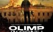 Olimp w ogniu - polski plakat