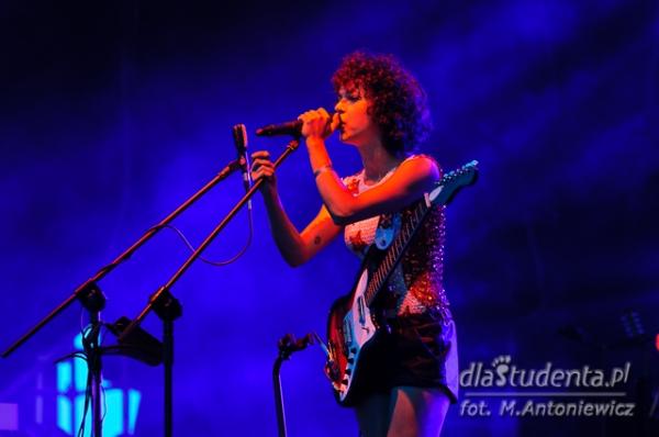 Brodka na Coke Live Music Festival 2013  - Zdjęcie nr 4