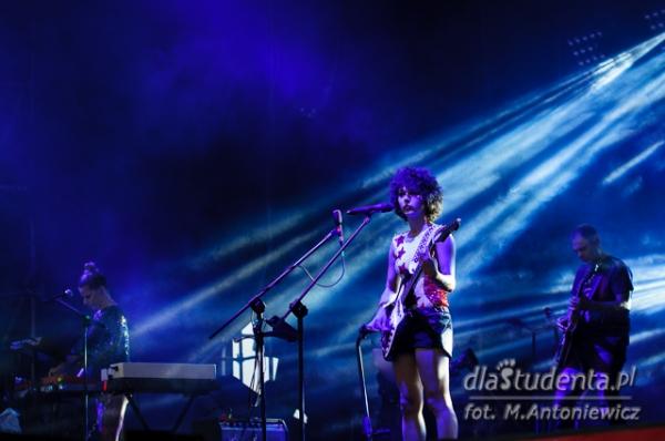 Brodka na Coke Live Music Festival 2013  - Zdjęcie nr 6