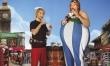 Asterix i Obelix: W slużbie Jej Królewskiej Mości - polski plakat