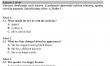 Próbna matura 2020 - arkusz CKE - j. angielski podstawowy