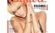 Rihanna  pokazuje co nieco w Esquire  - Zdjęcie nr 1