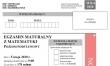 Matura z matematyki 2020 - arkusz cke - poziom podstawowy