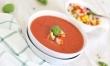 Pyszna zupa krem z papryki i pomidorów