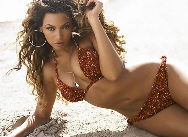 20 najseksowniejszych zdjęć Beyonce  - Zdjęcie nr 5