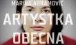 Marina Abramović: artystka obecna - polski plakat