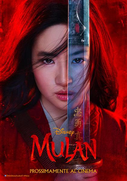 Mulan 2020 - plakaty z bohaterami  - Zdjęcie nr 2
