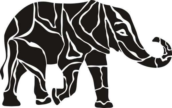 Zwierzę - wzory męskich tatuaży