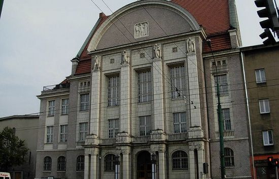 19. Uniwersytet Ekonomiczny w Katowicach